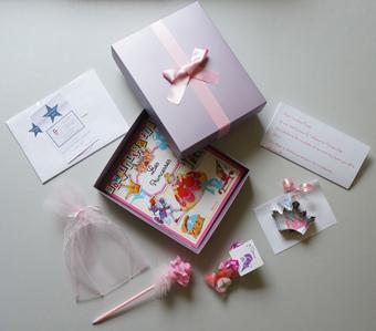 Une jolie box spéciale pour les Princesses