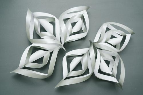 Comment faire une fleur en papier