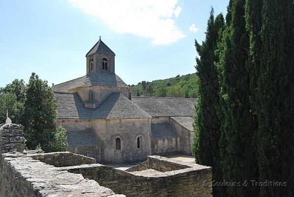 Gordes et l'Abbaye de Sénanque