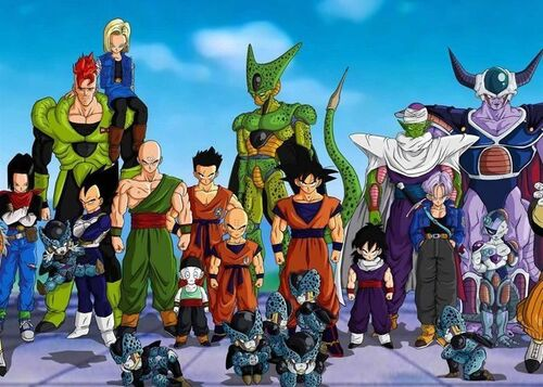 Dragon Ball Z VF