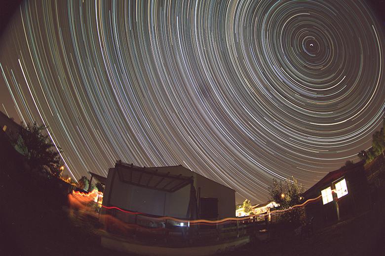 panorama 360 circumpolaire