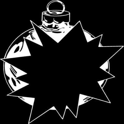 Mask pour Créations de Noël Série 4