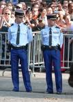 Nouvelle missioin de la Gendarmerie : garde pelouse
