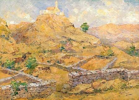 Argyro-Landscape-with-chapel---Mykonos-.jpg
