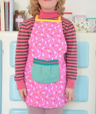 In need of more aprons !