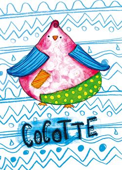 Cocotte !!!
