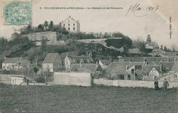 LES REMPARTS DE TILLIERES-SUR-AVRE (Eure)