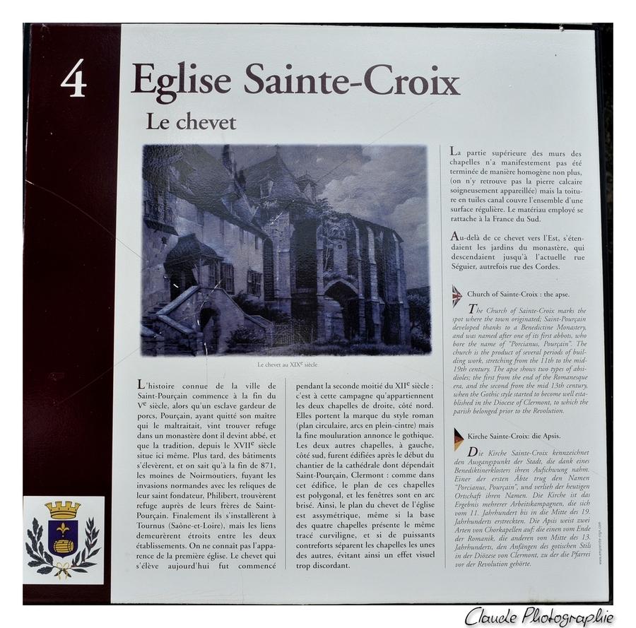 Saint Pourçain sur Sioule - Allier - Auvergne