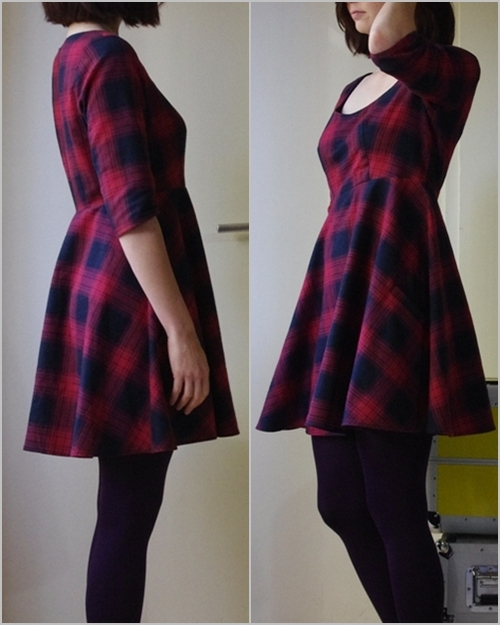 My so-called shirtdress