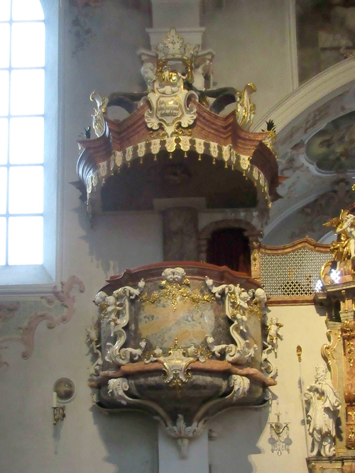 Il y a des merveilles dans les petites églises tyroliennes ...