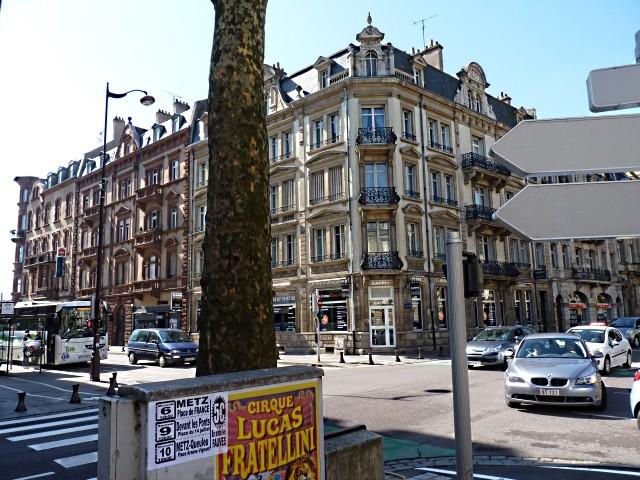 1 Avenue Foch Metz 9 Marc de Metz 2011