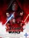 star wars 8 derniers jedi affiche