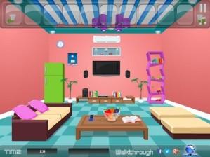 Color funny room escape