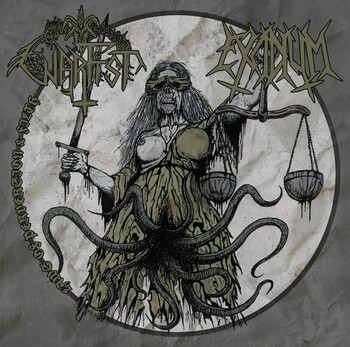 WARFIST + EXCIDIUM - Laws Of Perversion & Filth