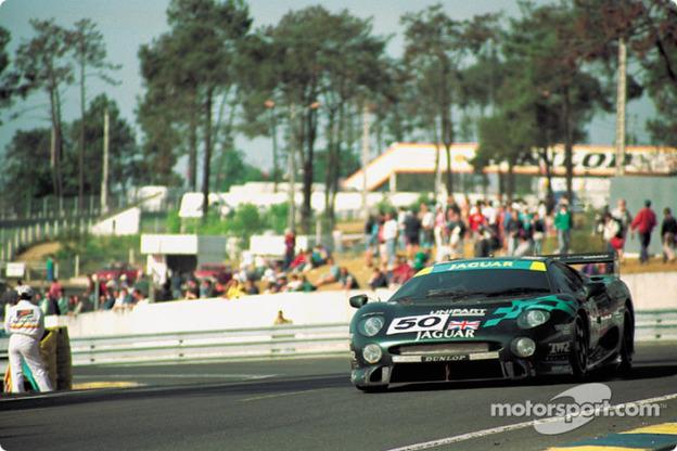 Le Mans 1993 Abandons