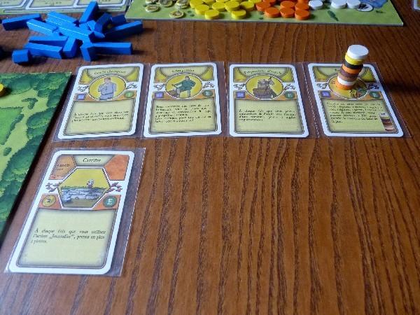 11 - Agricola 2 (cartes période I)