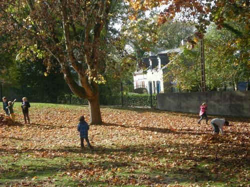 Vive l'automne!