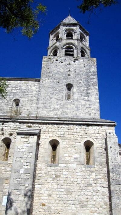 Eglise de la Garde Adhémar