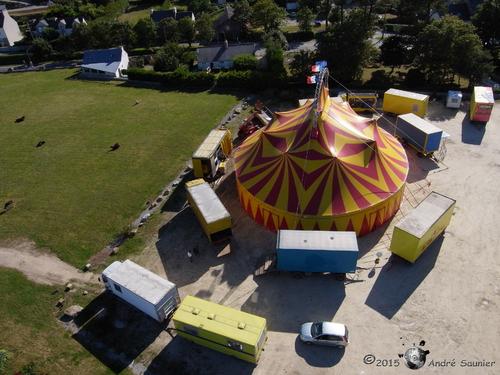Le cirque !