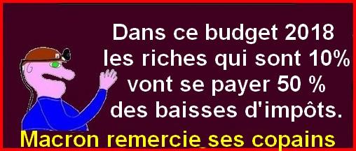 Les mesurettes de Macron qui ne vous plairont pas !