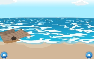 Jouer à Escape treasure island