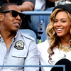 Beyonce & Jay Z à la finale de l'US OPEN