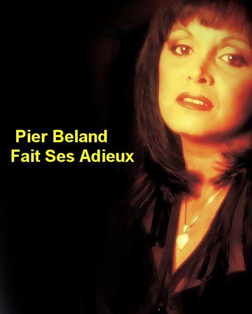 Un message de la chanteuse Pier Béland    Par Waco