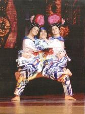 Le thé, danse chinoise