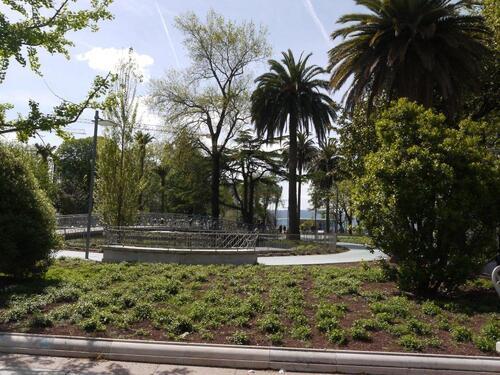 Le jardin de Perada