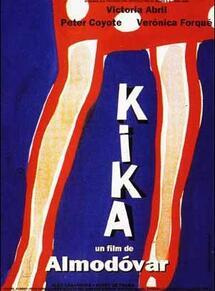KIKA BOX OFFICE FRANCE 1994