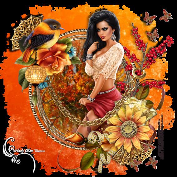 Création d'automne