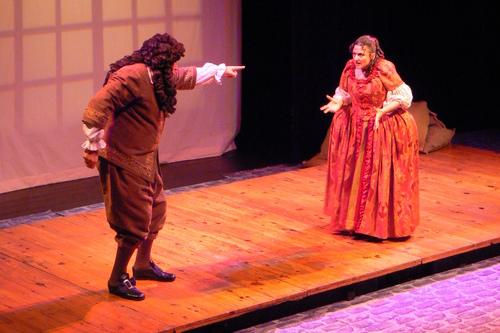 "Prochains spectacles ""Théâtre du Bimberlot"""