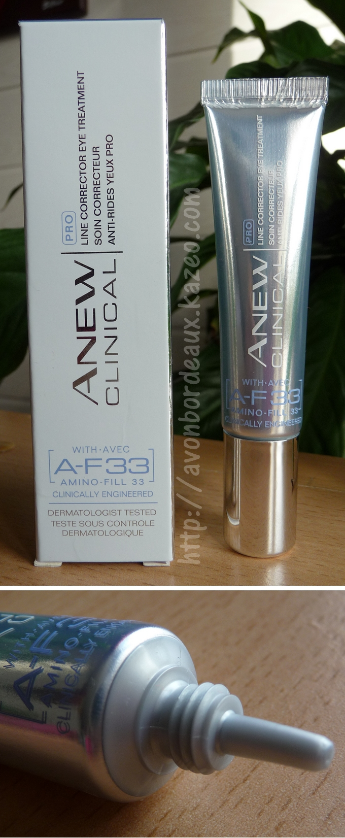 A-F33 Anew Clinical - Soin concentré anti-rides