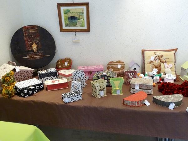 L'Office du Tourisme d'Aignay le Duc a présenté son exposition 2014