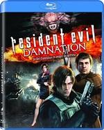 [Blu-ray] Resident Evil : Damnation