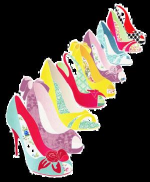Tubes chaussures en png