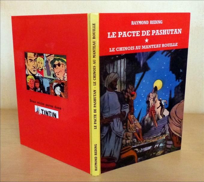 Raymond Reding : Le pacte de Pashutan