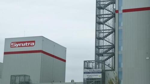 La CGT a coupé électricité et gaz à Synutra.