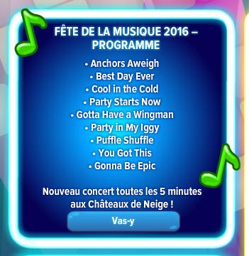 Guide de la Fête de la Musique