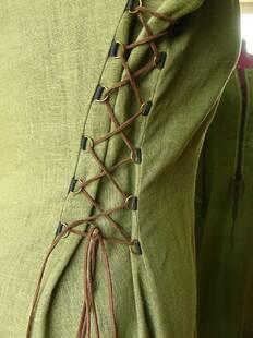 """Robe brin d'herbe """"Féarlenn"""""""