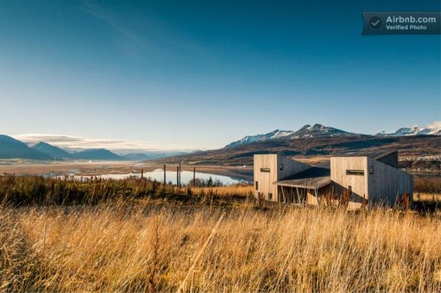 Une maison design en Islande pour 115 euros