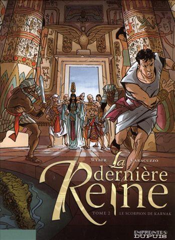 Cléopâtre, une héroïne de bande-dessinée
