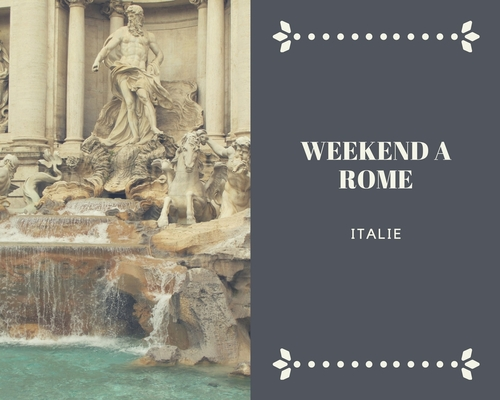 Italie: ROME: 3 jours