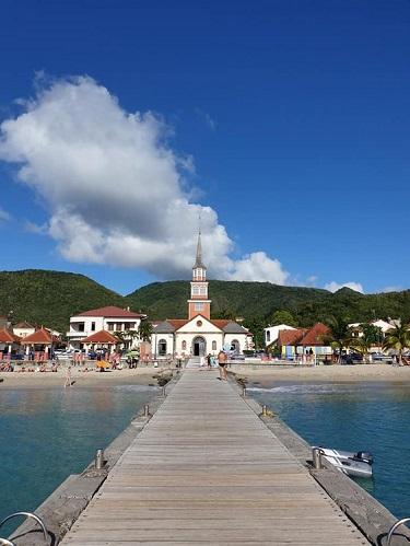 La Martinique : Églises