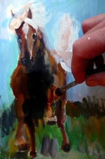 Peindre à l'Huile 1