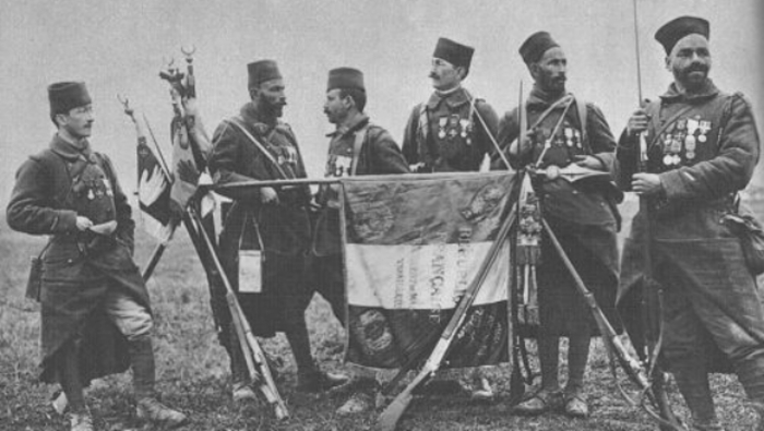 L'armistice vu par un indigène