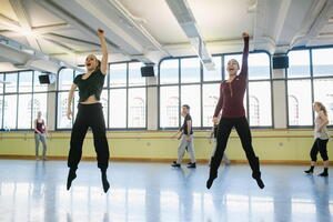 dance ballet class energy photographer gregory batardon