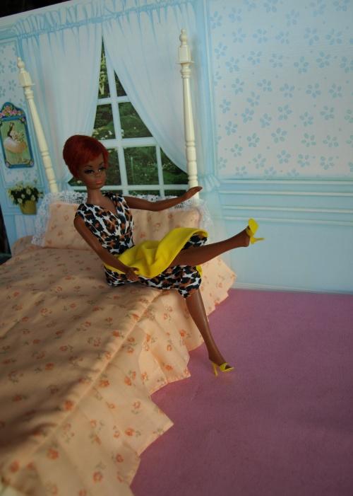 Barbie vintage : Leopard Leisure