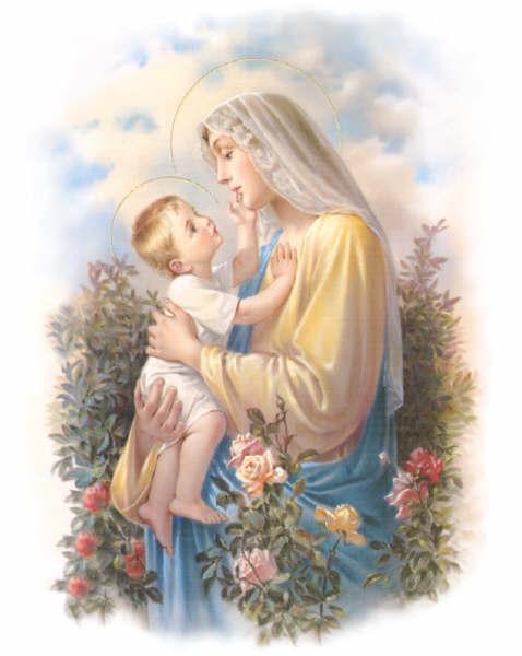 Đức Mẹ và các thánh có ban ơn cho ai không? - Ảnh minh hoạ 2