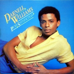 Darnell Williams - Pure Satisfaction - Complete LP